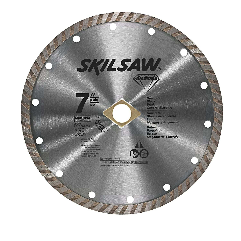 Skil 79510c 7 inch turbo rim diamond blade amazon keyboard keysfo Gallery
