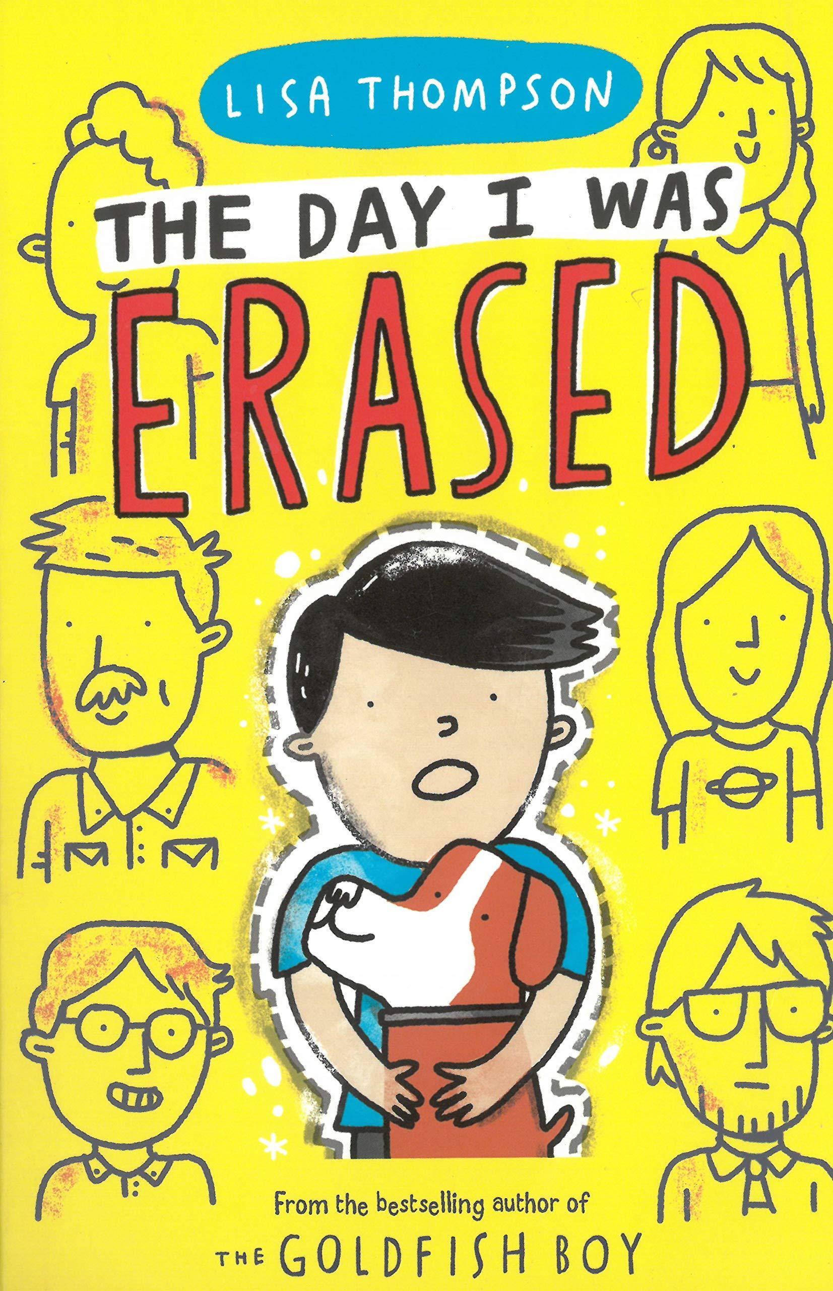 The Day I Was Erased: Amazon.co.uk: Thompson, Lisa: Books