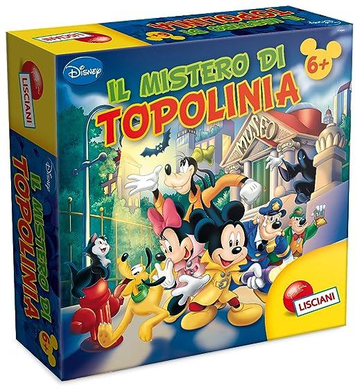 26 opinioni per Lisciani 45761- Il Mistero di Topolinia