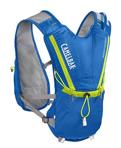 45dee1be7c Amazon.com : CamelBak 2016 Marathoner Hydration Vest, Electric Blue ...