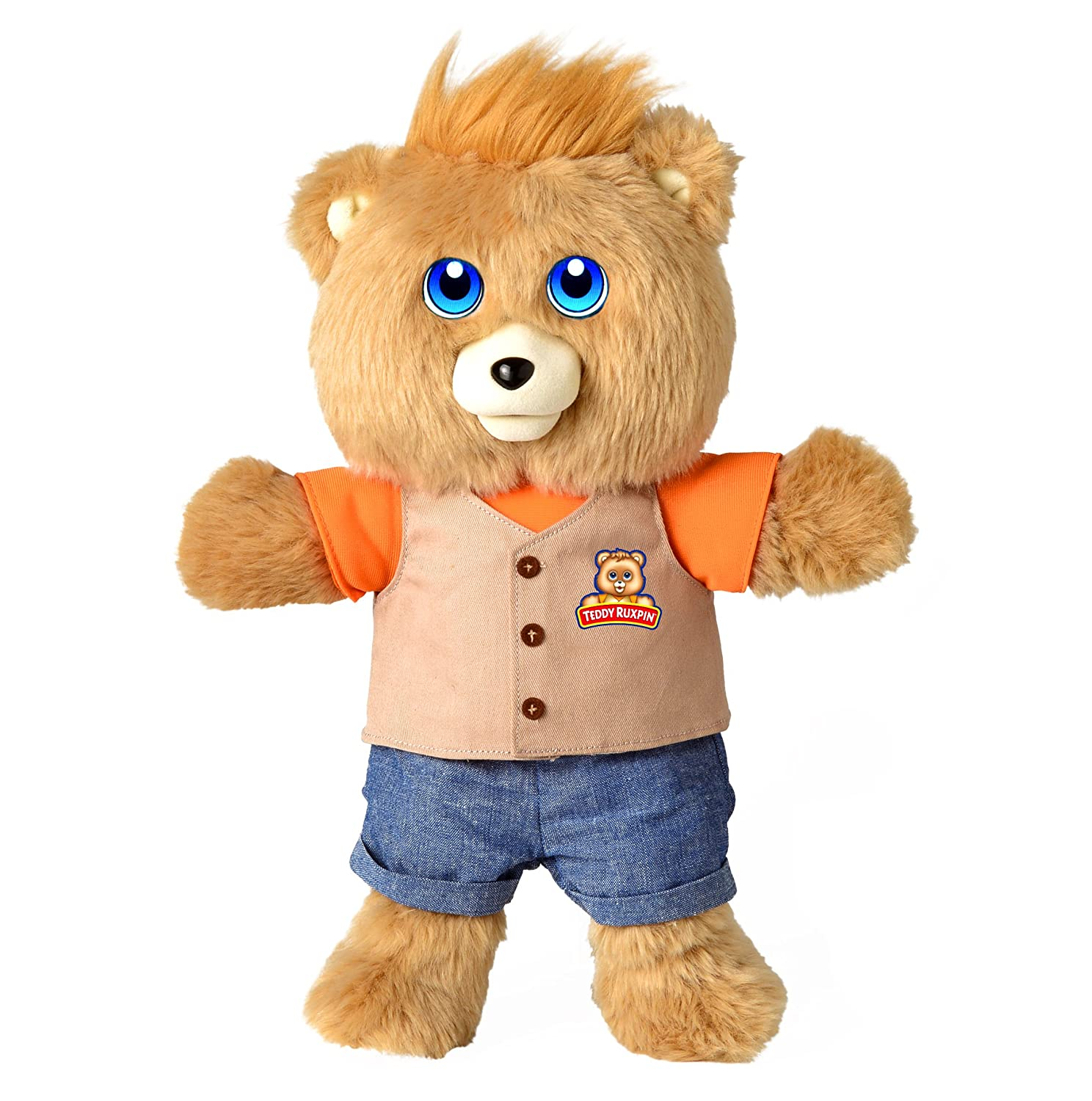 amazon com teddy ruxpin official return of the storytime and