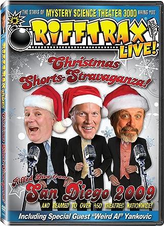 Rifftrax Christmas 2019 Amazon.com: Rifftrax: Live Christmas Shorts Stravaganza!: Michael