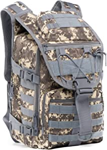 Military Tactical Backpack Molle - Molle Backpacks Tactical Rucksack Survival Bag Bugout Assault Pack