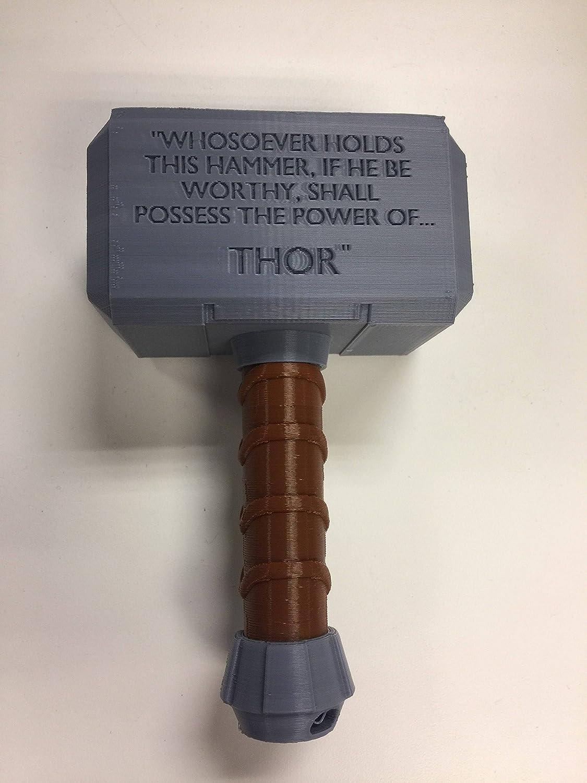 Baby's First Mjolnir Battle Hammer! Thor's Hammer! Baby Shower Gift! Ragnarok