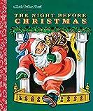 NIGHT BEFORE XMAS (Little Golden Book)