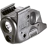 Streamlight 69291 TLR-6 Tactical Pistol Mount Flashlight 100 Lumen with Integrated Red Aiming Laser Designed Exclusively and
