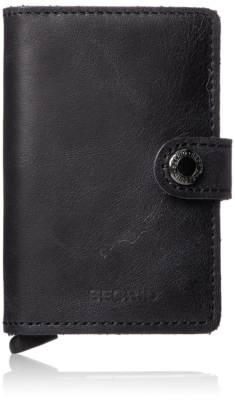 secrid セクリッド シークリッド miniwallet ミニウォレット vintage BLACK B00IUNVTRW  ブラック One Size