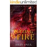 Fueling the Fire: a sci-fi alien warrior romance (Elemental Alien Mates Book 3)