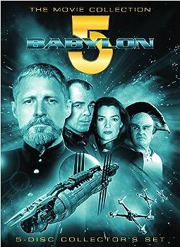 Babylon 5: The Movies DVD