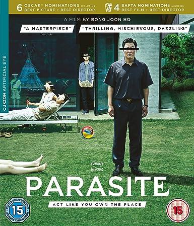 Parasite [Blu-ray] [2020]