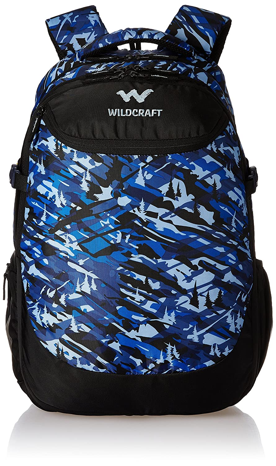 8ee7eae823 Wildcraft 35 Liters Multi-Colour Casual Backpack (Camo 5 Blue)  Amazon.in   Bags
