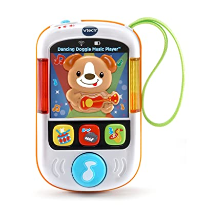 VTech Dancing Doggie Music Player: Toys & Games