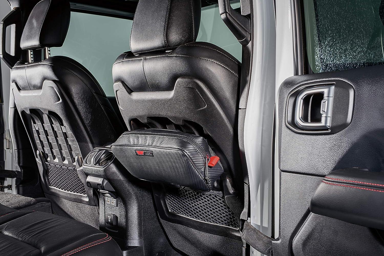 MOLLE Seatback Organizer Storage Bag WARN 102648 Epic Trail Gear