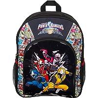 Power Rangers Sports Backpack Super Ninja Steel Blue Red Yellow Pink White Ranger School Bag Rucksack for Kids Back Pack for Boys