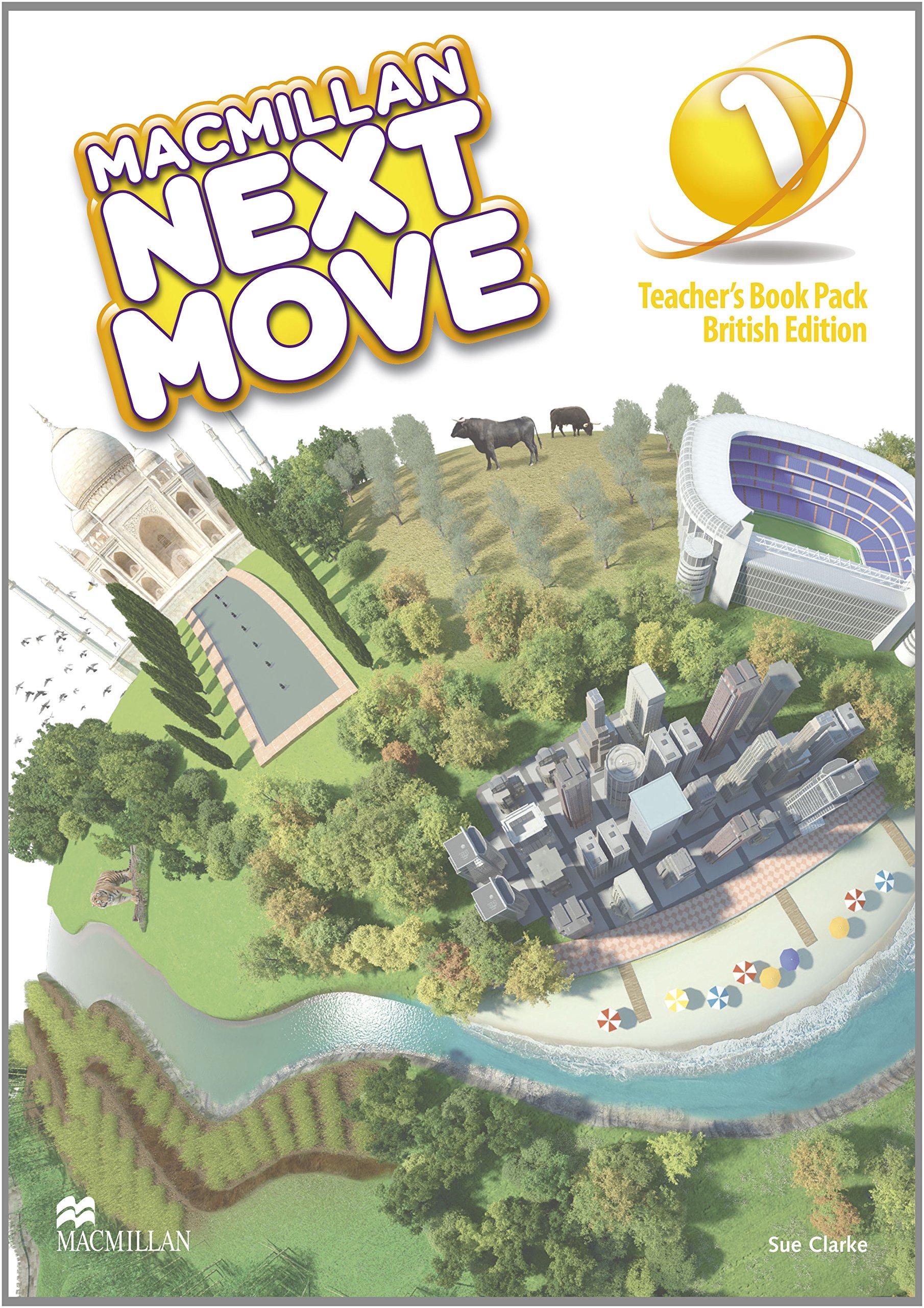 Macmillan Next Move Level 1 Teacher's Book Pack ebook