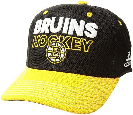 68318c21f92 Buy adidas NHL Boston Bruins Adult Men Pro Authentic Locker Room Structured  Flex
