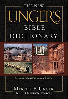 Vines complete expository dictionary of old and new testament the new ungers bible dictionary fandeluxe PDF