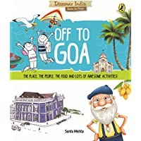 Discover India: Off to Goa