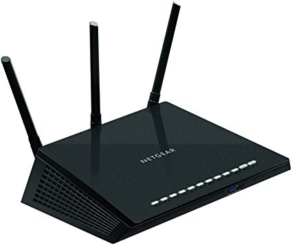 amazon com netgear r6700 nighthawk ac1750 dual band smart wifi rh amazon com Netgear Router Wps Button Location Netgear Router Setup