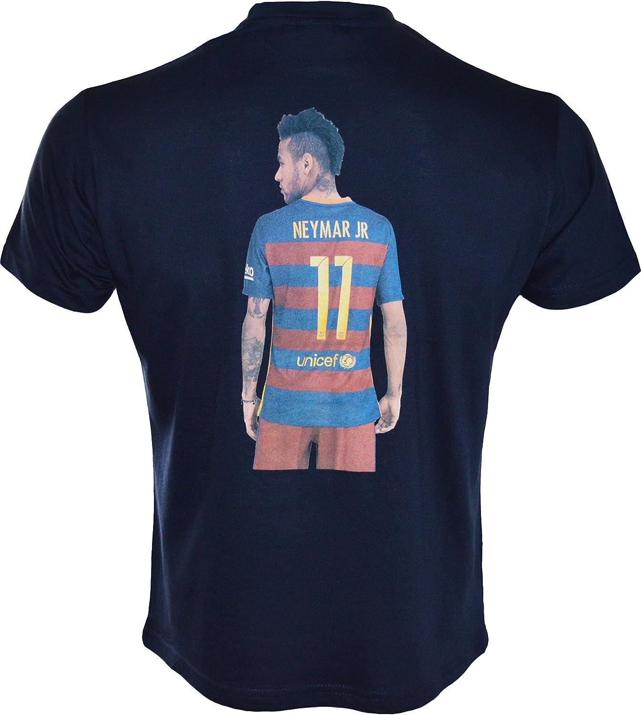 official collection of FC Barcelona / Neymar Jr. kids t-shirt bar / ça /