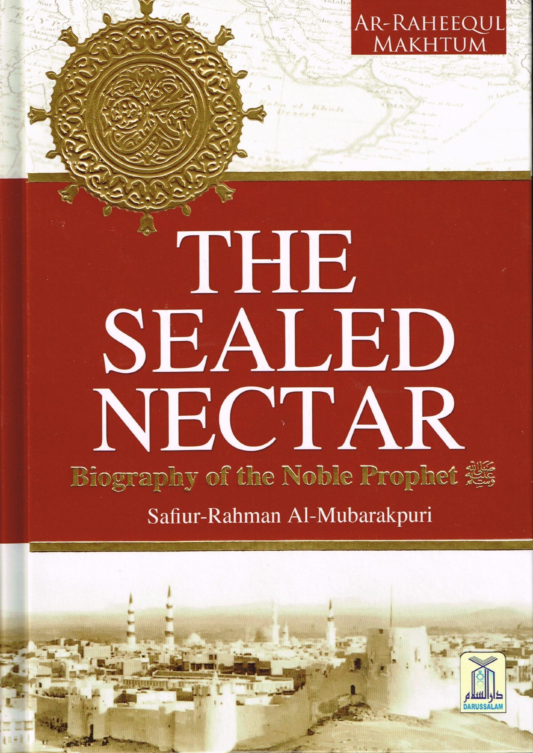 THE SEALED NECTAR PDF