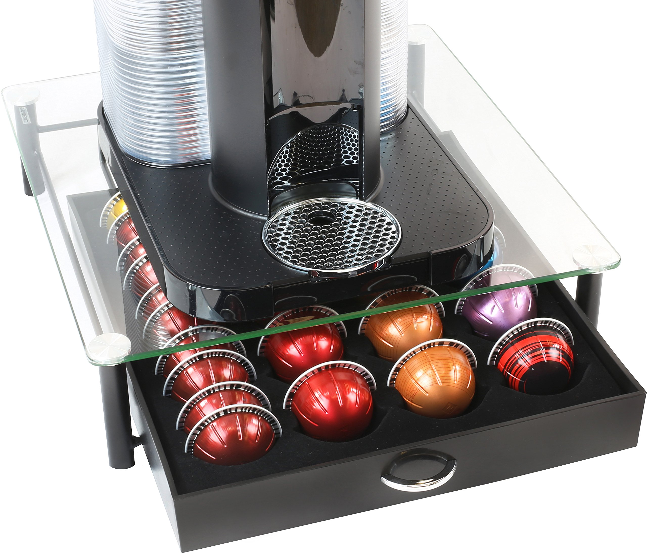nespresso vertuoline the initial sampler coffee capsules pods one capsule of each coffee. Black Bedroom Furniture Sets. Home Design Ideas