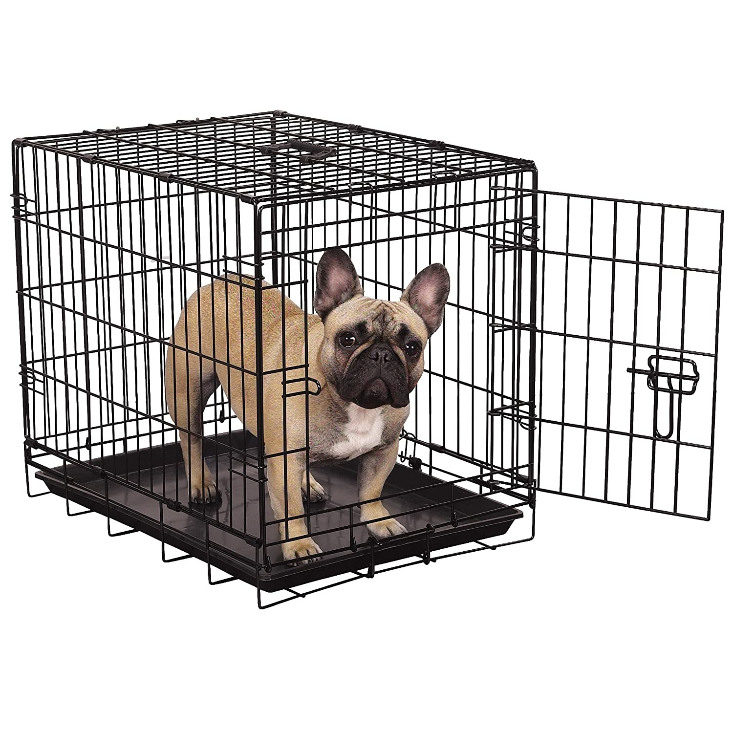 amazoncom crate appeal crates for dogs strong durable and  - amazoncom crate appeal crates for dogs strong durable and versatilefoldable and portable constructed of easyclean epoxycoated steel  extralarge