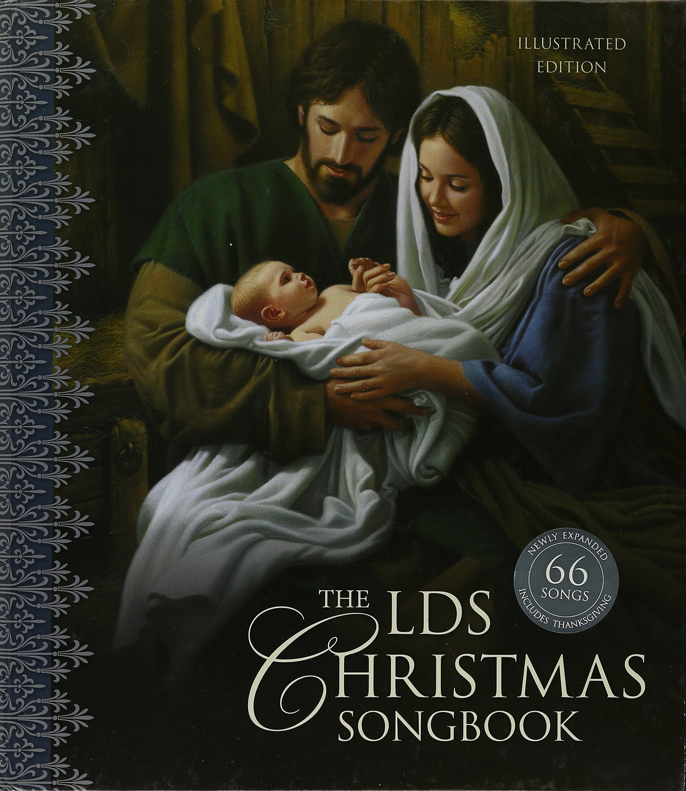 Lds Christmas Hymns.Lds Christmas Songbook Inc Covenant Communications