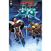 Dungeons & Dragons: At the Spine of the World #1 (of 4) book cover
