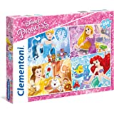 """Clementoni 29740.5 """"Disney Princess"""" Puzzle (250-Piece)"""