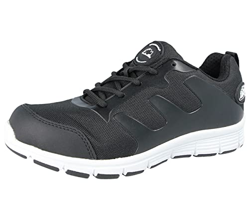 Groundwork GR95 C - Zapatos de Seguridad de Lona Hombre: Amazon.es: Zapatos y complementos