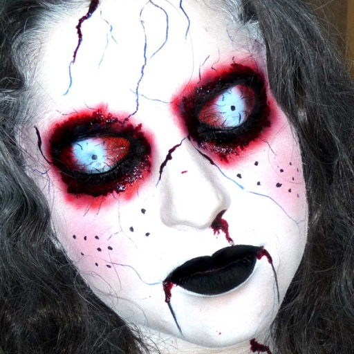 Halloween Make Up Live WP -