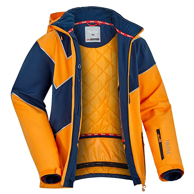 Fifty Five 351705-Chaqueta Hombre, Hombre, Color Naranja, tamaño XXXXXL: Amazon.es: Ropa y accesorios