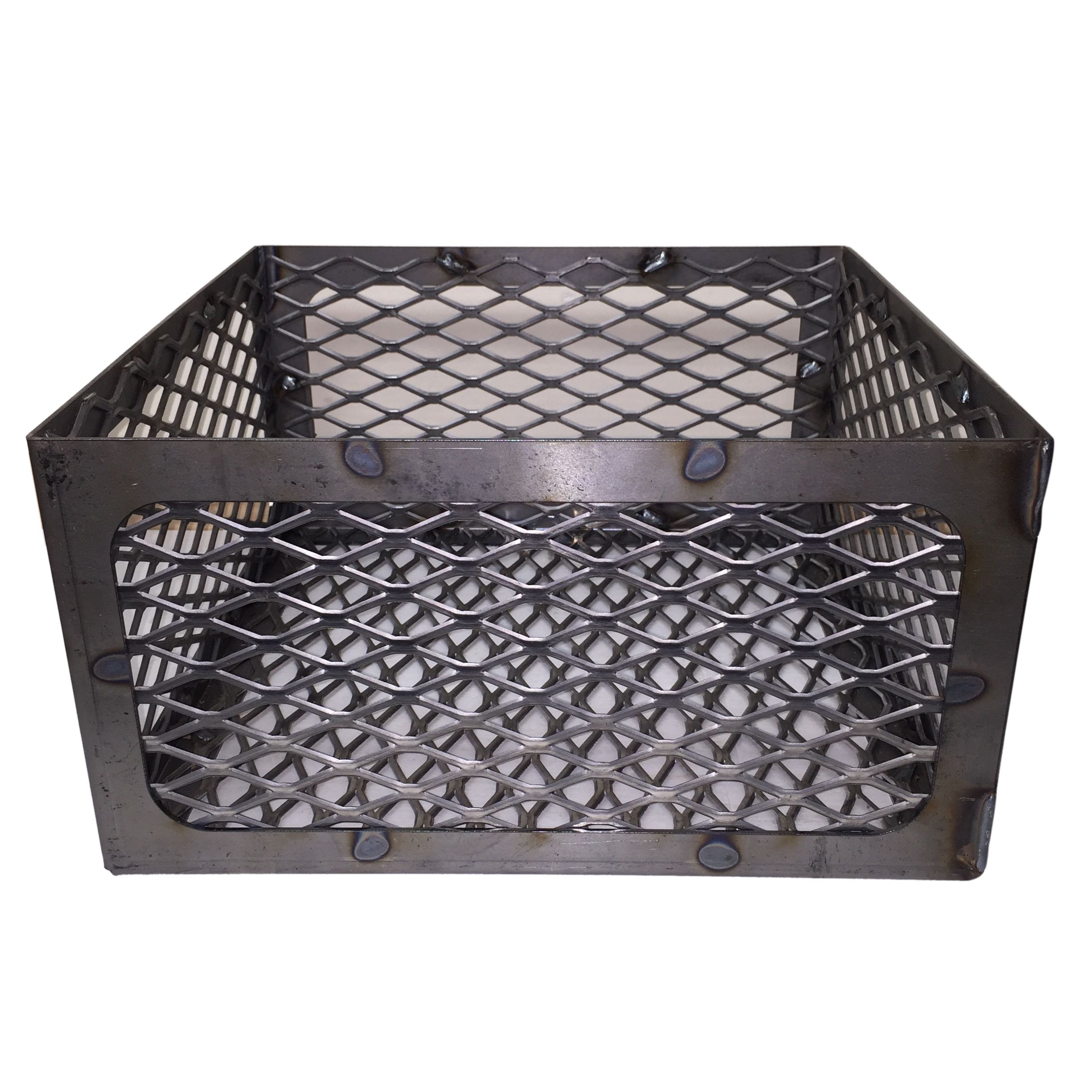 LavaLock® Total Control BBQ Charcoal Basket Smoker Pit (fire Box) 15 x 15 x 8 Horizon New Braunfel Old Country by LavaLock® (Image #1)