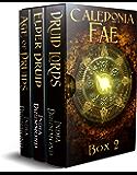 Caledonia Fae Series: Books 4-6 (Caledonia Fae Boxed Set Book 2)