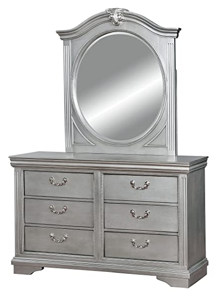 HOMES: Inside + Out IDF 7199 DM Furniture Of America Archer Dresser And