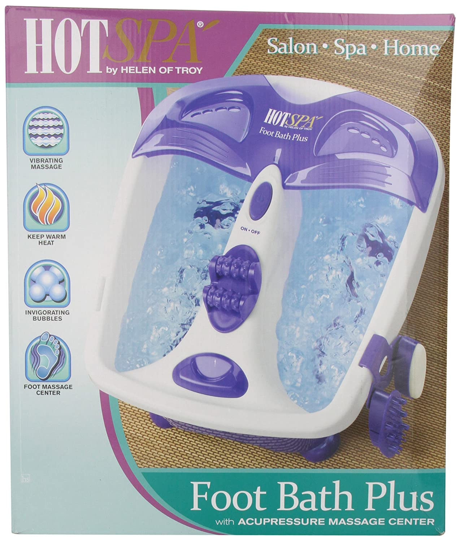 Amazon.com: HOT SPA 61355 Foot Bath Plus with Acupressure Massage ...