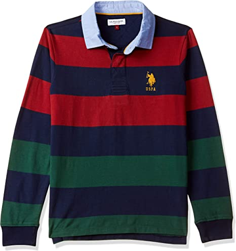 US Polo Association Boys' Polo Boys' Polos at amazon