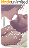 Diving In: A Friends-to-Lovers Second Chance Romance (Open Door Love Story Book 2)