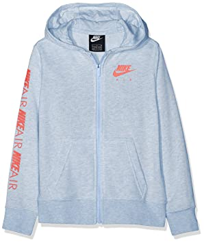 419eed7b0d Nike G NSW Air Fz Sweat-Shirt Fille: Amazon.fr: Sports et Loisirs