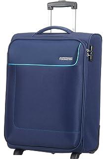 45110ffcd American Tourister 75506/1099 - Funshine Upright 2 Ruedas 55/20 Equipaje de  Mano, Azul…