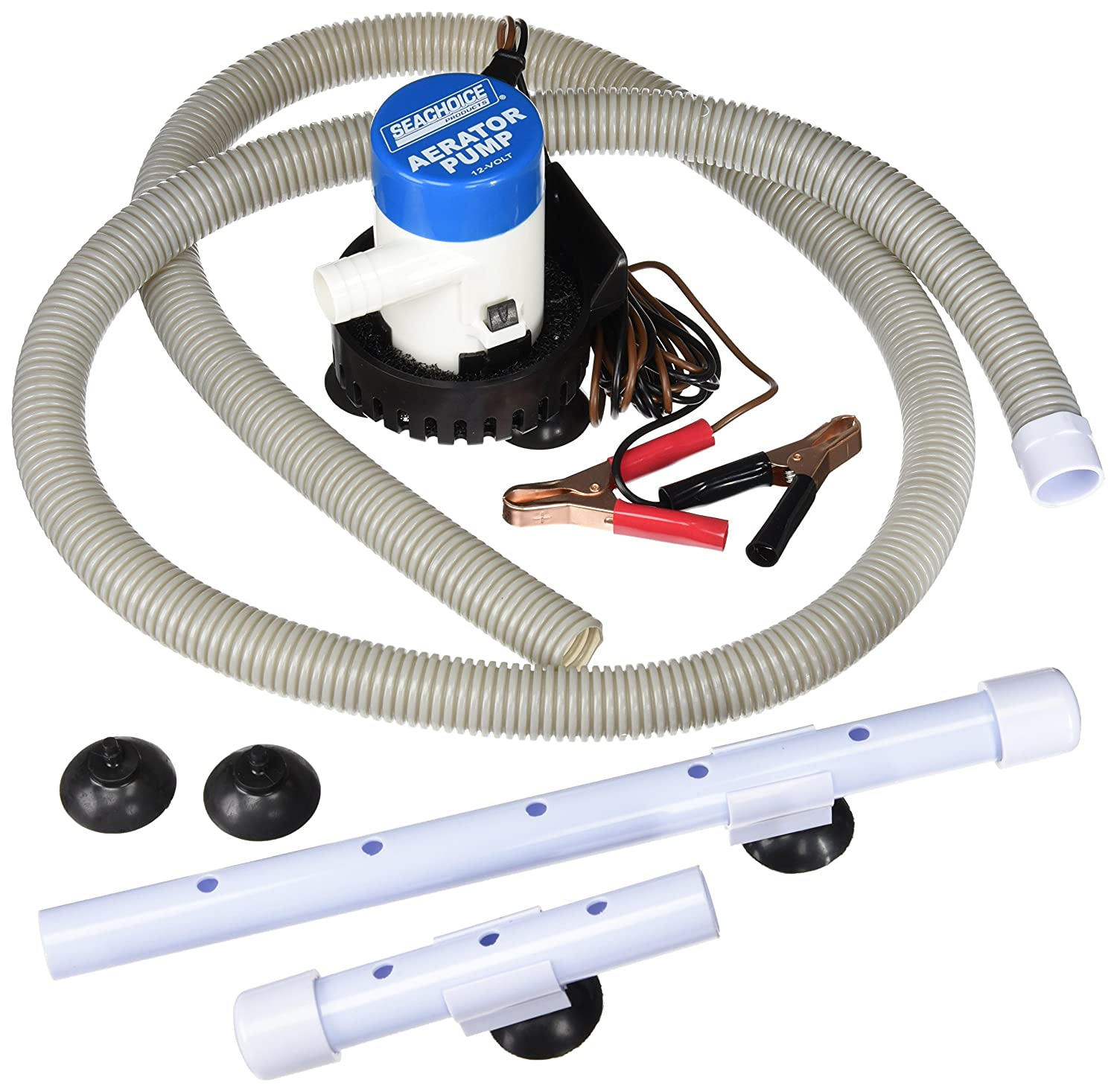 Boating Accessories NEW SEACHOICE LIVEWELL AERATOR KIT SCP 19481