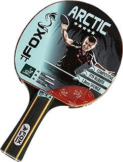 ARCTIC 5Star Raquette de tennis de table Mixte Arctic 5 Star Rouge Fox TT FTT005