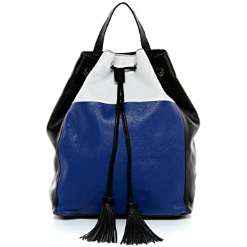 BACCINI® Mochila Napoli Backpack morral Bolso de Hombro Piel: Amazon.es: Equipaje