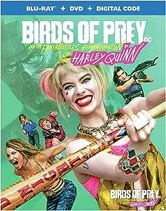 Birds of Prey (BIL/DVD + Digital combo Pack / Blu-ray)
