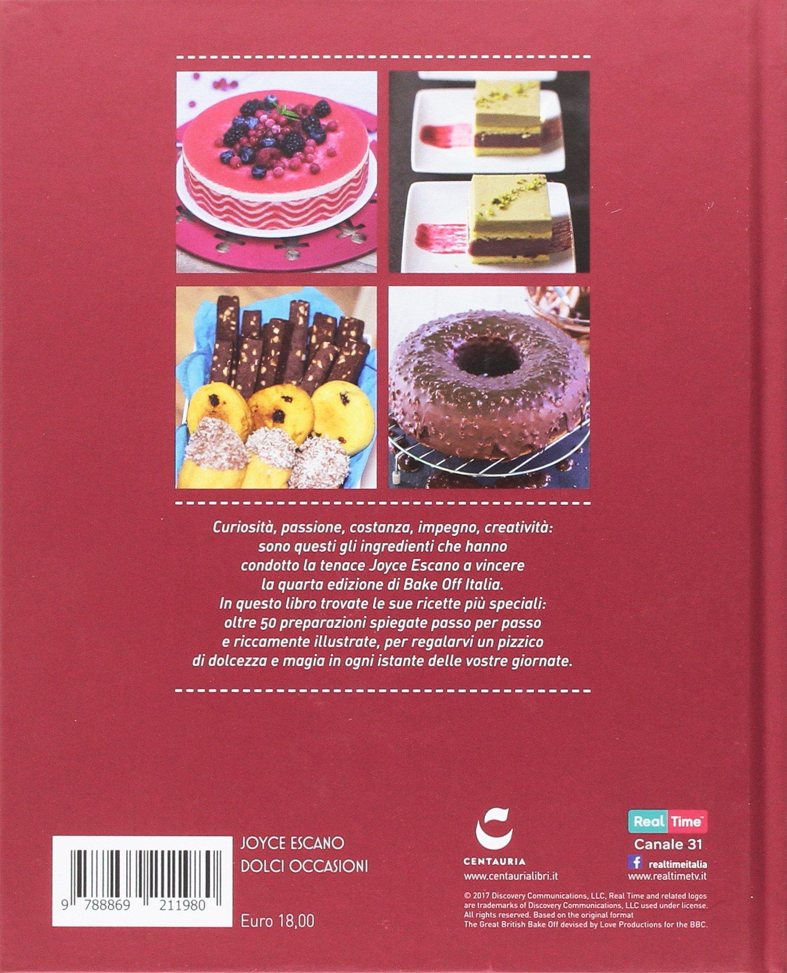 Dolci occasioni. Bake off Italia, dolci in forno: Amazon.es ...