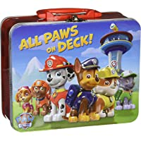 "All Paws on Deck Paw Patrol Puzzle in Tin, 24 Pieces (8"" x 6"" x 3"") Large"