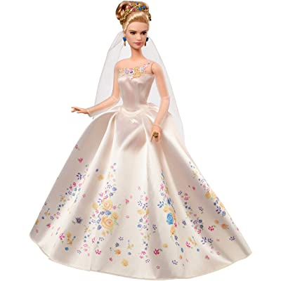 Disney Wedding Day Cinderella Doll (Discontinued by manufacturer): Toys & Games