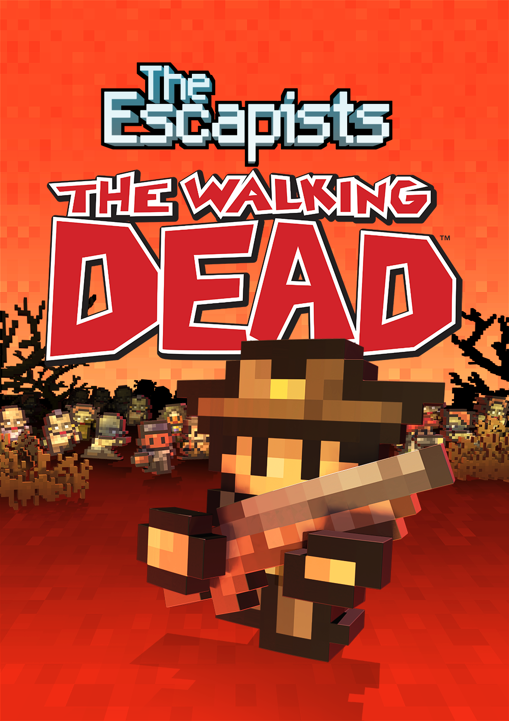 The Escapists: The Walking Dead [Online Game Code]