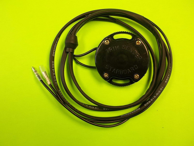 Desconocido Inclinación Trim Kit de Sensor de remitente límite para Mercruiser Alpha Bravo sterndrive: Amazon.es: Deportes y aire libre